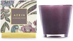 AERIN - Jacaranda Wood Candle