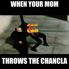 When mama gets mad #hispanicproblemsnight pic.twitter.com/6RSPavcka4