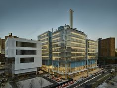 Gallery of Two Buildings by Renzo Piano Near Completion at Columbia University's New Manhattanville Campus - 1