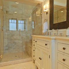 Shower/master bath