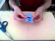 5 star! How to Make a Six Loop Boutique Hair Bow by Just Add A Bow