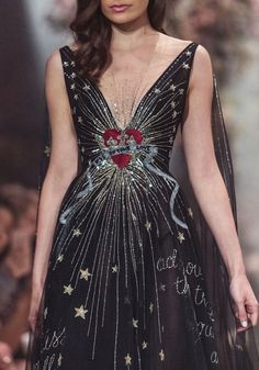 Once Upon a Dream - Paolo Sebastian 2018 S/S Couture