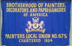 Brotherhood of Painters, Decorators and Paperhangers of America