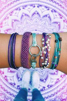 Purple Hues | Pura Vida Bracelets