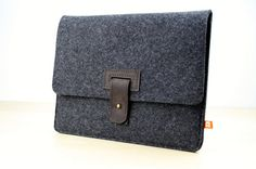 iPad 2 Wool Felt Case $55