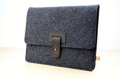 iPad 2 Wool Felt Case $55