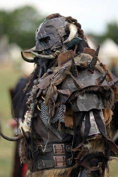 homemade post apocalyptic armor - Google Search