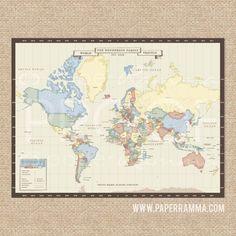 Travel Map | Harley | Motorcycle | US Wood Map | USA Travel Map ...