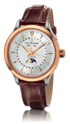 CARL F. BUCHERER Manero MoonPhase Limited Edition