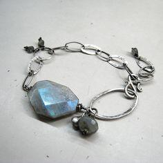 Hey, I found this really awesome Etsy listing at https://www.etsy.com/listing/167501531/sterling-silver-chain-bracelet-with