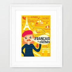 LE FRANÇAIS EN CLICHÉS