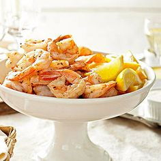 Quick-Roasted Salt and Pepper Shrimp From Better Homes and Gardens, ideas and improvement projects for your home and garden plus recipes and entertaining ideas.