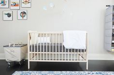 Check out loads of nursery inspiration from our favorite baby rooms featured on Mother.