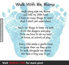 Walk with me...