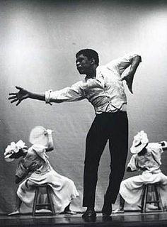 Alvin Ailey (January 5, 1931 - December 1, 1989)