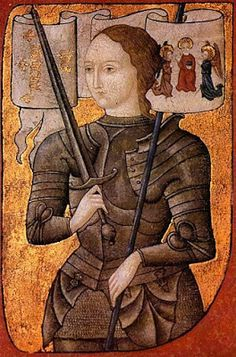 From Season to Season: Saint Joan of Arc: A Lesson in Vocations