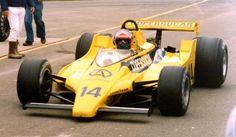 1979 Fittipaldi F6A - Ford  (Emerson Fittipaldi)