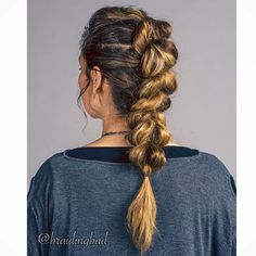 I ❤️ #pullthroughbraids ! .  #braid #läpivetoletti #braiding #braidinghair #braidideas #instabraids #pullthroughbraid #letti #lettikampaus #letitys #hairdo #hairdos #hairstyles #flette #plaitedhair #suomiletit #braidsforgirls #featuremeisijatytot #featuremejehat #ashtonspotlight #braidingchallenge #featureaccount_ #braidinginspiration #perfecthairpics #inspirationalbraids  by @padesign