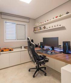 ideas home office quarto gamer