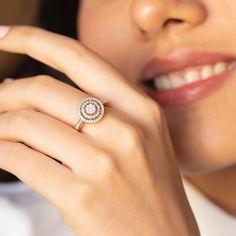 Gold Diamond Rings, Diamond Jewelry, Gold Jewelry, Fine Jewelry, Gold Ring, Jewellery, Solitaire Earrings, Ring Earrings, Gemstone Earrings