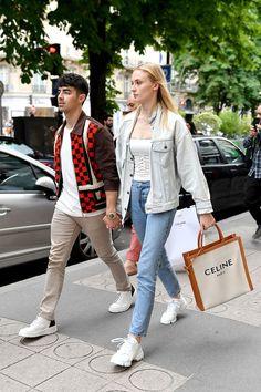 Celebrity Outfits, Celebrity Weddings, Celebrity Style, Sophie Turner, Max Mara, Parisian Summer, Paris Outfits, Dress Outfits, Fall Outfits