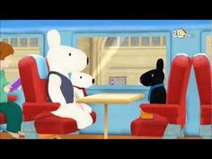 Thema verkeer:,Casper & Lisa trein - YouTube