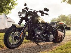 2016 Harley-Davidson® FLSS Softail Slim® S