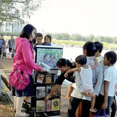 Public witnessing in Indonesia. Photo shared by @rtnpdgo View the full article
