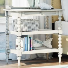@ Saguenay Open 1 Drawer Nightstand By Lark Manor Coffee Table With Drawers, End Tables With Storage, Coastal Bedrooms, Guest Bedrooms, Master Bedroom, Guest Room, Master Suite, Guest Bath, Small Space Storage