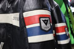 Dainese HF D1 Jacket @ DStore OC.  Pulled from the 1970s archives - remade 2017