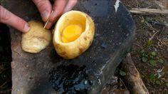 jajko w ziemniaku