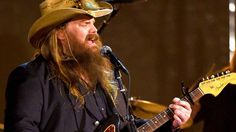 """If You Haven't Heard Chris Stapleton Tear Up """"Whipping Post"""" Yet, You're Missing Out Chris Stapleton Concert, American Indian Girl, Rock Videos, Country Music Awards, Allman Brothers, Tennessee Whiskey, Good Ole, Kinds Of Music, Music Lyrics"""