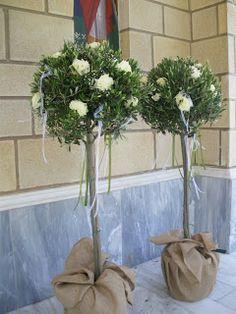 στολισμος Summer Wedding, Diy Wedding, Wedding Ceremony, Wedding Flowers, Dream Wedding, Wedding Day, Baptism Decorations, Wedding Decorations, Wedding Arrangements