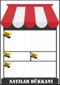 Sayılar Dükkanı | Etkinlik Okulu