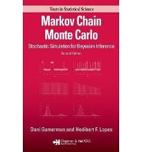 Markov Chain Monte Carlo Stochastic Simulation for Bayesian Inference (Texts in Statistical Science) By (author) D. Gamerman -Free worldwide shipping of 6 million discounted books by Singapore Online Bookstore http://sgbookstore.dyndns.org