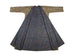 Banyan 1731-1740 (silk); 1740-1760 (cotton)