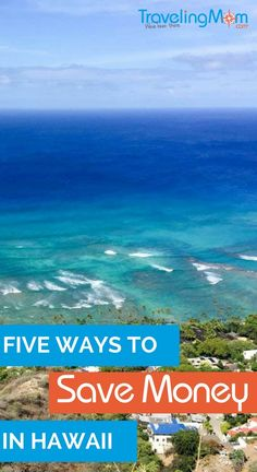 Hawaii is on my travel bucket list. What's holding me back? Money! How can you do Hawaii on a budget? Tips to Save Money When You Travel to Hawaii.