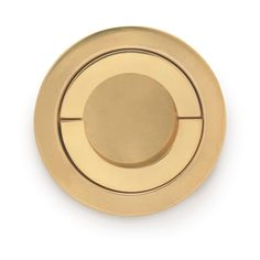 Modern Recessed Ring Pull