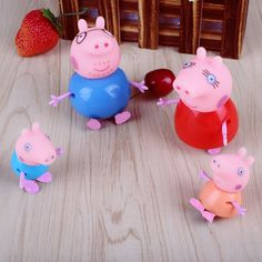 ==>Discount4pcs Cartoon Pink Pig Family Pcak Dad Mom Figure Lovely Animal Toys Set Gift For Kids Children4pcs Cartoon Pink Pig Family Pcak Dad Mom Figure Lovely Animal Toys Set Gift For Kids ChildrenIt is a quality product...Cleck Hot Deals >>> http://id017946238.cloudns.ditchyourip.com/32648068320.html images