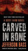 Carved in Bone is the first book I've read by Jefferson Bass.  I really enjoyed it.  Maybe because I'm a big fan of NCIS and CSI and Kathy Reichs, but I recommend it, the writing was really good.