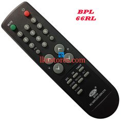 Buy remote suitable for BPL Tv Model: RC 66RL at lowest price at LKNstores.com. Online's Prestigious buyers store.