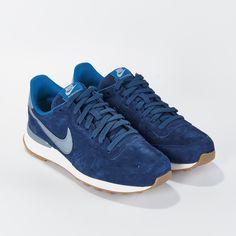 Nike Internationalist premium, Blue Dark