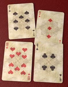 The Sisterhood of Blood - Playing Cards by Kirk Slater — Kickstarter