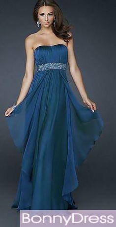 90de18423 Prom Dress Prom Dresses. Lola Garc · Vestidos Azul Petróleo
