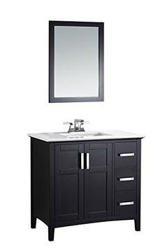"Simpli Home Winston 36"" Bath Vanity with Quartz Marble To... https://www.amazon.com/dp/B00PVULCGU/ref=cm_sw_r_pi_dp_U_x_PwFHAb6GCPY1V"