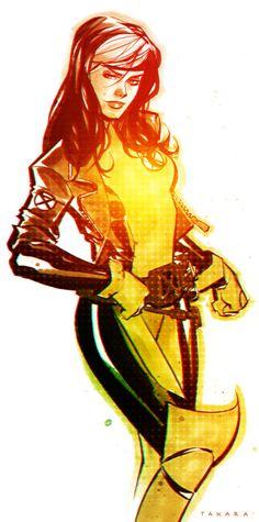 Rogue by marciotakara.deviantart.com on @deviantART