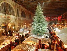 Zürich, Christmas Tree