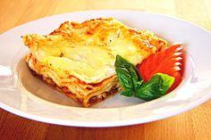 Recept na nejlepší lasagne na světě Thing 1, Spanakopita, Ricotta, Ethnic Recipes, Food, Lasagna, Essen, Meals, Yemek