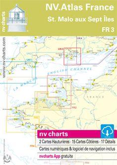 NV Atlas Frankrijk FR3 - Kust van Noord Bretagne