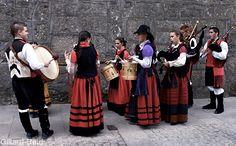 Europe: Galician celts, Spain